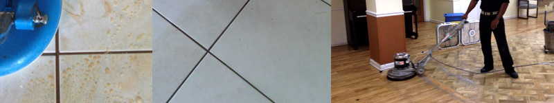tile & grout cleaning service